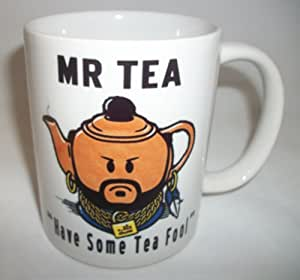 Mr Tea Ceramic Mug