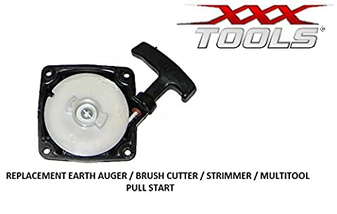 Replacement Pull Start Assembly For 49cc 52cc Strimmer Brush Cutter Multi Tools Earth Auger