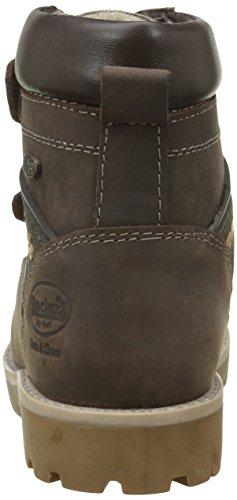 Dockers Unisex-Kinder 37pt702 Stiefel & Stiefeletten Braun - Marron (Café 320)