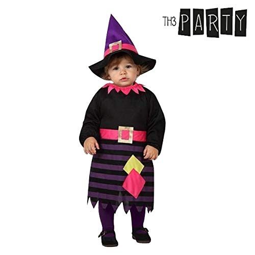 Hexe Baby Monate 3 6 Kostüm - Kostüm für Babys, Hexe, Halloween, 0-6 Monate