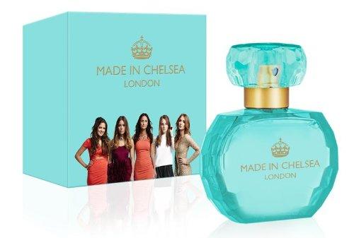 Fabriqué en Chelsea Eau de Parfum en flacon Vaporisateur 50 ml