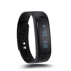 Maya E02 Waterproof Bluetooth Smart Fitness Band