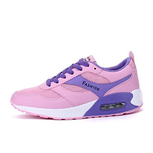 Hommes Chaussures de sport Le nouveau imperméable Respirant Entraînement Chaussures de course women pink