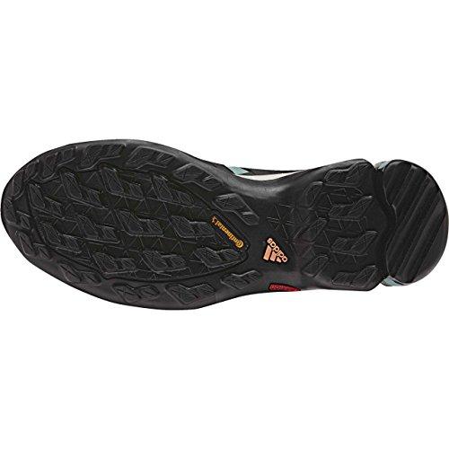 adidas Terrex Fast R Gtx W, Chaussures de Randonnée Femme Vert (Vertac/negbas/acevap)