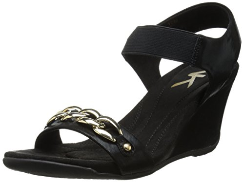 anne-klein-sport-womens-lacyann-wedge-sandals-black-size-95-us
