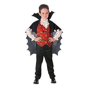 Disfraz de Conde Drácula para niño, infantil 3-4 años (Rubie
