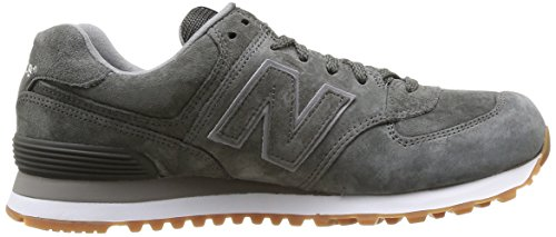 New Balance Nbml574fsc, Lifestyle 574 homme gris (Grey Full Pigskin)