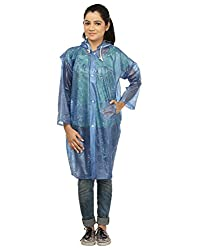 Finery Self Design Boy and Girls Raincoat
