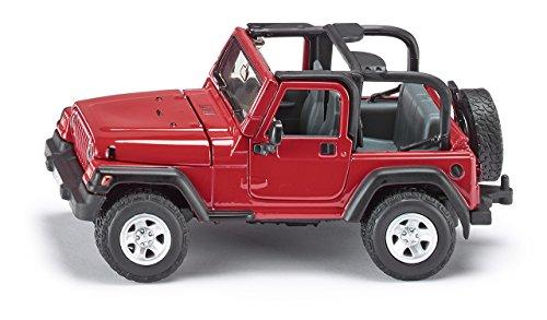 Preisvergleich Produktbild Siku 4870 - Jeep Wrangler
