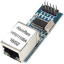 ENC28J60 Ethernet LAN Netzwerkmodul Arduino AVR 51 (0010)