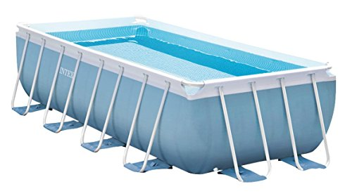 Intex 26776NP - Piscina desmontable Prisma Frame 400 x 200 x 100...