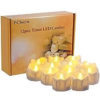 Ti piace tè luce delle candele, ma preoccuparsi di rischio di incendio? Questi tè luce delle candele a LED in grado di creare un'atmosfera accogliente in un modo sicuro e pulito! Ci sono prodotti di candela più LED nel nostro ne...