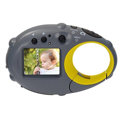 r Kamera ab 3 Jahre, Digitalkamera für Kinder Kids Photo Camera Action Camcorder Kompakt Kamera 1280P Video 500 Millionen Pixel 1,5-Zoll-Farbbildschirm ()