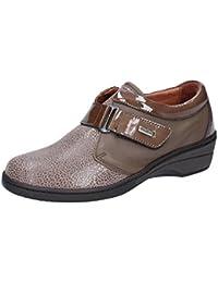 Susimoda WALKSAN by Sneakers Donna 37 EU Marrone Pelle Camoscio