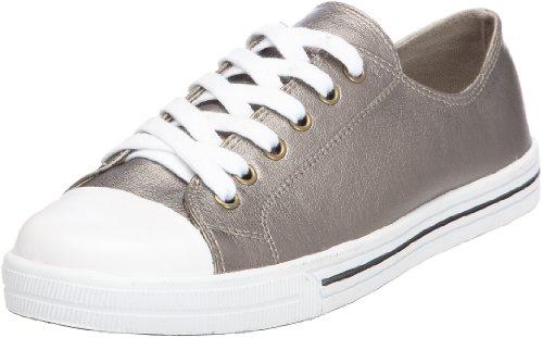 Friis & Company  Chyna,  Sneaker donna, Grigio (Grau (Gris (Gunmetal))), 40 EU