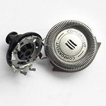 Laixing Buena Calidad 3X Replace Shaver Heads fit para Norelco RQ11 RQ32 RQ1150 RQ1160 RQ1180 Shavers