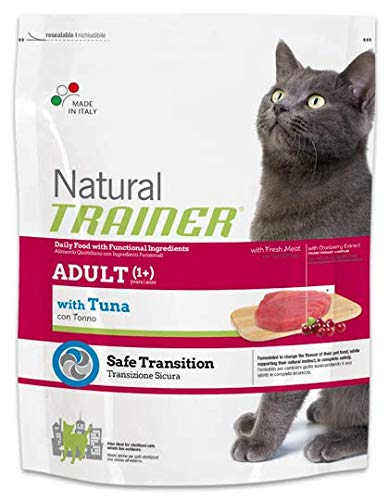 Trainer Natural Adult con Tonno 300 gr