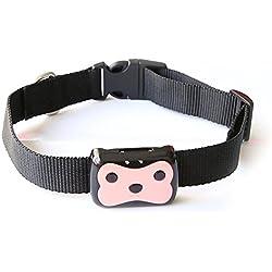 Mascotas Impermeable GSM Tracker Mini GPS Localizador Collar Para Perro Gato de larga Espera Geo-Fence LBS APLICACIÓN de Plataforma Dispositivo de Seguimiento D69