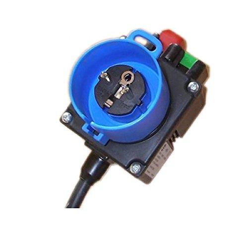 ATIKA Ersatzteil Schalter-Stecker-Kombination 230V für HT 315 **NEU**
