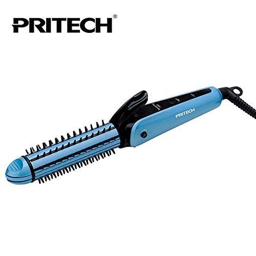 Pritech 3in 1Multifunction Hair Glätteisen Hair Curler Professional Hair Inlineskate for Wohnzimmer Family Use Lockenstab Zauberstab Chi