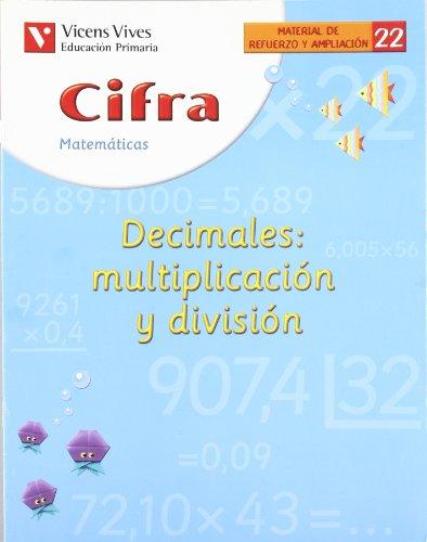 Cifra Cuaderno 22. Refuerzo Y Ampliacion - 9788431607227