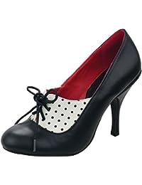 Mujer Amazon Eur Para 20 es 50 Zapatos Lunares ww08Zqp