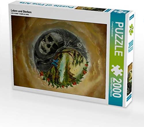 CALVENDO Puzzle Leben und Sterben 2000 Teile Lege-Grsse 67 x 90 cm Foto-Puzzle Bild Von Krakowski Conny | Mende
