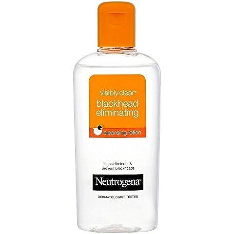 Neutrogena Visibilmente Chiaro Punto Nero Lozione Detergente Eliminando (200ml) (Confezione