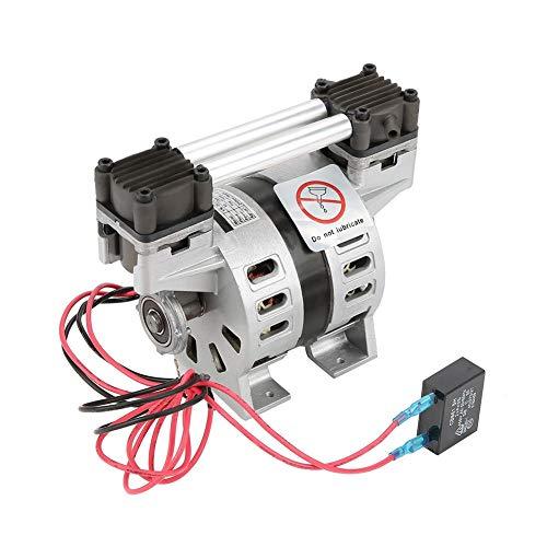 220 V 75 W VN-30 Mini ölfreie Mini-Vakuumluftpumpe Eingebaute Schalldämpferpumpe Weit verbreitet in Attraktionen, Schäloperationen, Lötmittelentfernung usw (öl Attraktion)
