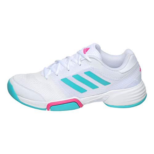 adidas Performance - Barricade Club CPT Damen Tennisschuh weiß EU 39 1/3