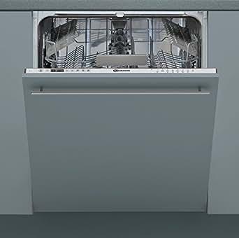 Bauknecht BIC 3C32 Geschirrspüler Vollintegriert, A+++, 60 cm, 265 kWh/Jahr, 14 MGD, 2520 L/Jahr, Extra Trocknen, Option Multizone