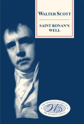 [(Saint Ronan's Well)] [By (author) Sir Walter Scott ] published on (July, 1995)