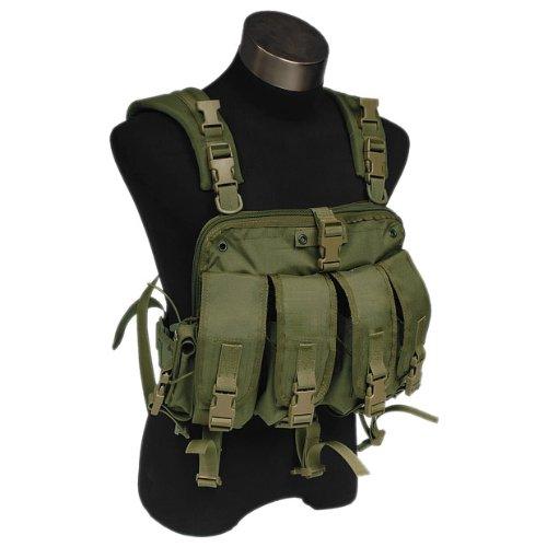 Flyye Pathfinder Chest Harness Ranger Grün (Taktische Chest Harness)