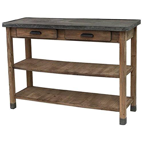 table de campagne en bois table console bois