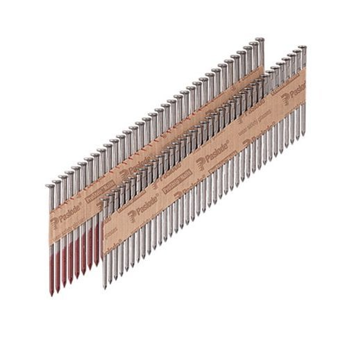 Full Round Head Nails (Paslode 650237 2-3/8 x 0.113 30 Full Round Head Paper Strip Collated Framing Nails - 5000 per Box by Paslode)