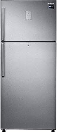 Samsung 551 L 3 Star Frost-free Double Door Refrigerator (RT56K6378SL, Easy Clean Steel)