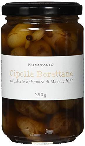 Primopasto Cipolle all' aceto balsamico, Zwiebeln in Balsamessig, 3er Pack (3 x 180 g)