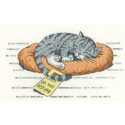 Patrimonio Crafts 27Evenweave Cats Rule Serie–