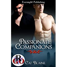 Passionate Companions (Romance on the Go)
