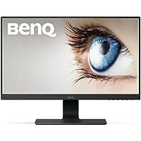 BenQ GL2580HM 62,23cm (24,5 Zoll) LED Monitor (Full-HD, Eye-Care, HDMI, DVI, 2ms Reaktionszeit, Lautsprecher) schwarz