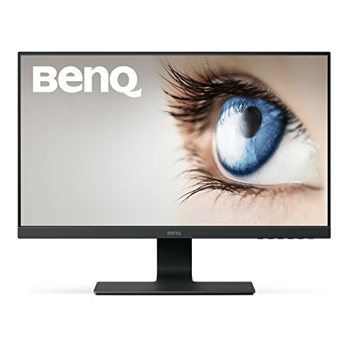 BenQ GL2580HM 24.5 Inch FHD 1080p Eye care LED Monitor, 1920x1080 Display, Low Blue Light, Flicker-free, Ultra Slim Bezel, HDMI,1 W Speaker