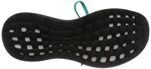 adidas Damen Pureboost X Laufschuhe, Violett Schwarz / Grün (Negbas / Verimp / Negbas)