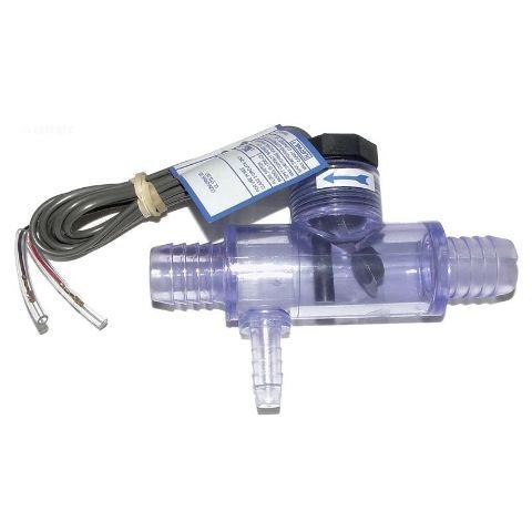 Switch Tee (Allied Innovations Flow Switch w/ Transparent Tee Fitting 2Pump (Replaces 6560-858) 6560-860 by Sundance Spa)