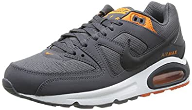 Nike Air Max Command, Baskets mode homme - Gris (Dark Grey/Anthracite-Cppr Flsh 009), 47.5 EU