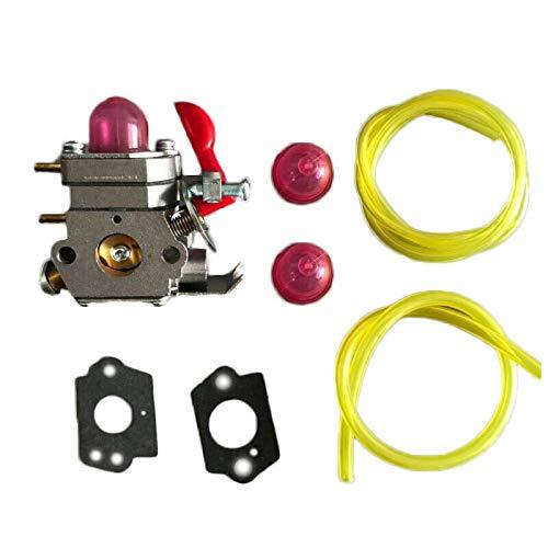 ELECTROPRIME 358.796600 358.791050 Carburetor Kit Gaskets Gas Trimmer Bulbs Practical