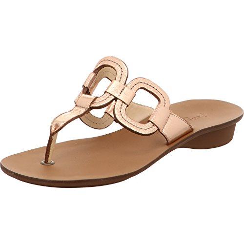 Paul Green 6220-049 Pantofola Da Donna Realizzata In Pregiata Pelle Liscia In Pelle Interna Soddisfatta. Rosa