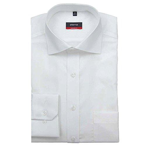 Baumwolle Popeline Hemd (Herren Hemd