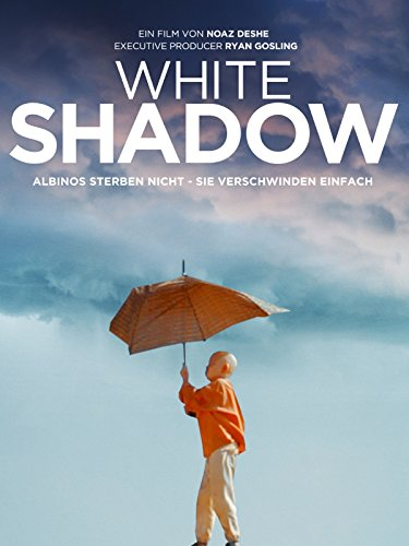 White Shadow Cover
