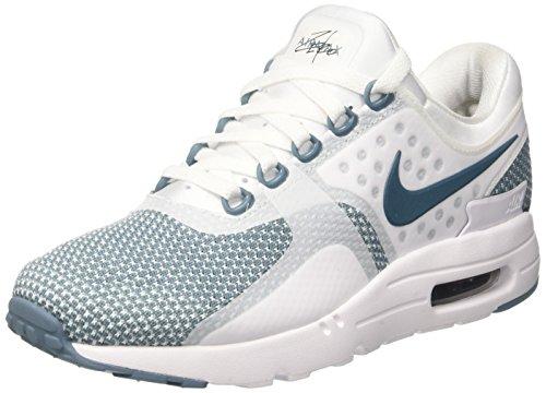 Nike Air Max Zero Essential, Scarpe da Ginnastica Uomo Blu (Smokey Blue/Smokey Blue/White/Obsidian)