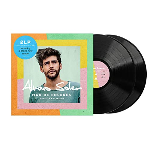Mar de Colores (Version Extendida) [Vinilo]